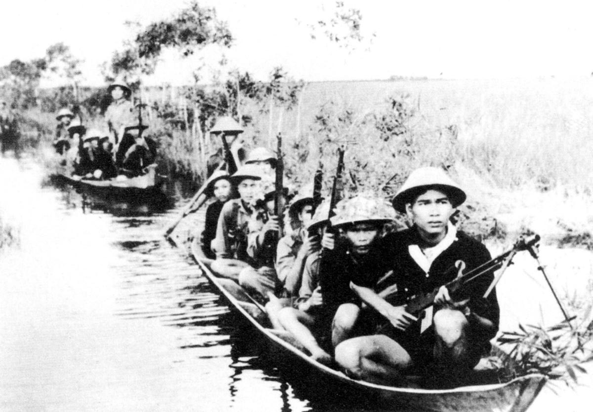 Lịch sử cuộc chiến khi Trung Quốc xâm chiếm Việt Nam