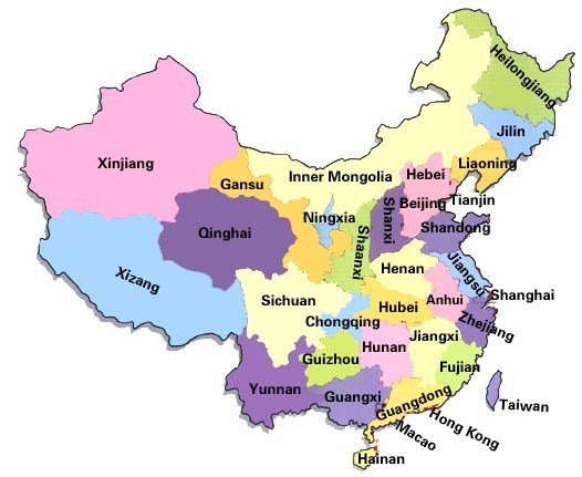 Các nước biên giới Trung Quốc