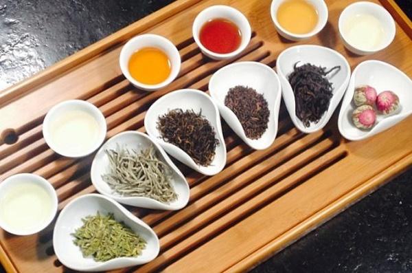 Các loại Trà nổi tiếng ở Trung Quốc