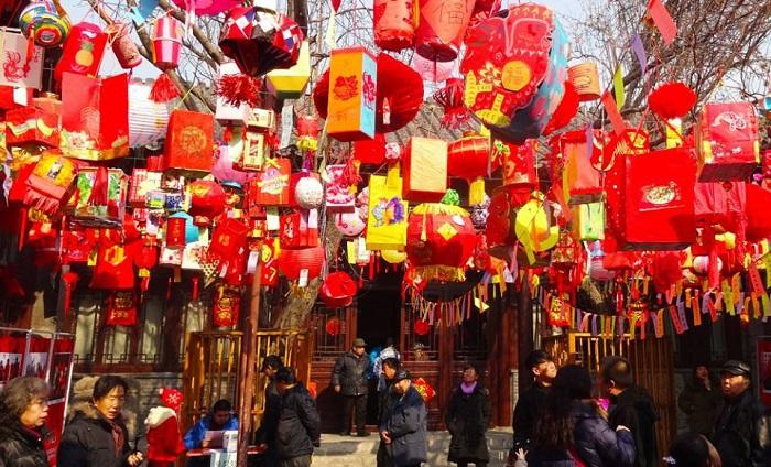 Tết nguyên đán ở Trung Quốc