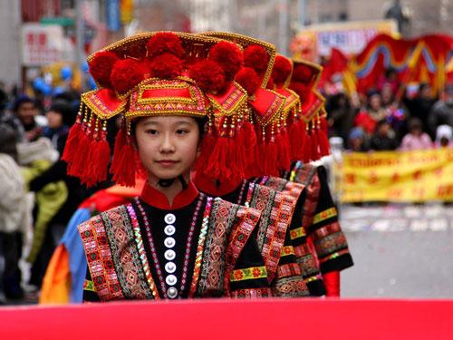 Các dân tộc ở Trung Quốc