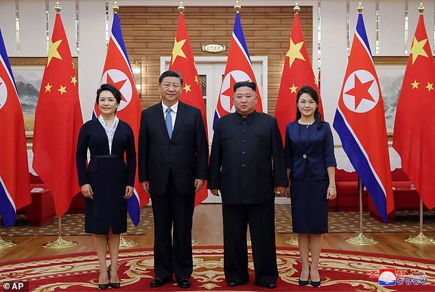 Quan hệ Trung Quốc - Triều Tiên